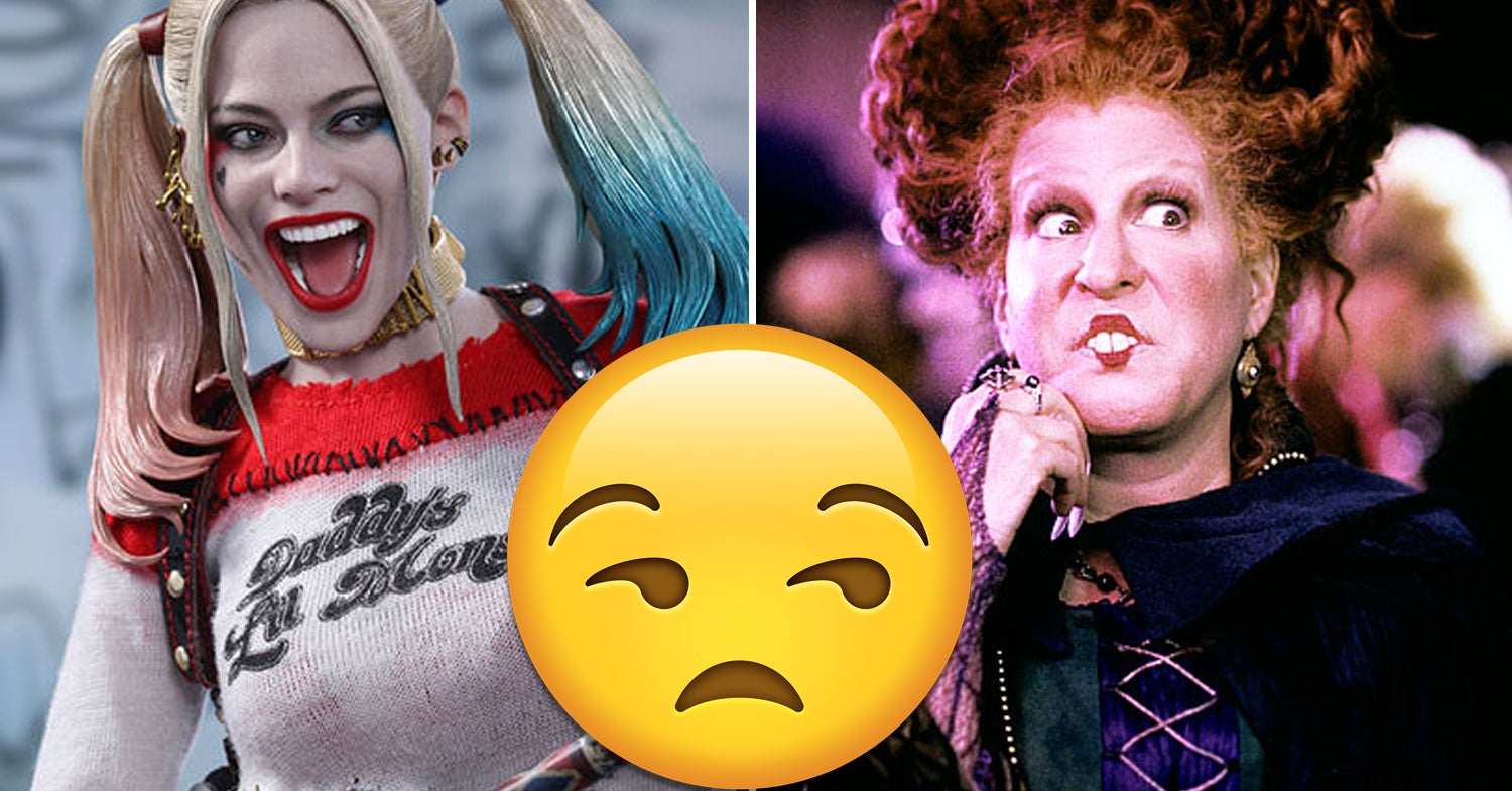 14 costumes no one wants to see this halloween