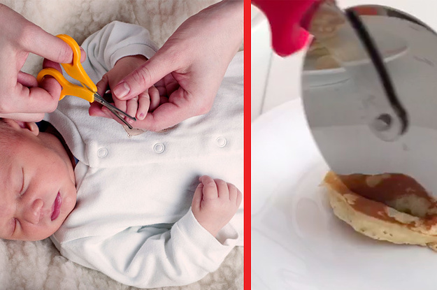 e14d42d41 I Tested These 16 Life Hacks For New Parents To See If They Really Work
