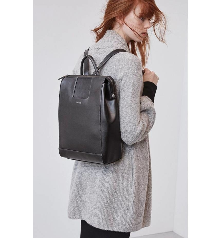 Marc Jacobs Tote Bag, Dark Grey, Leather, 2017, one size