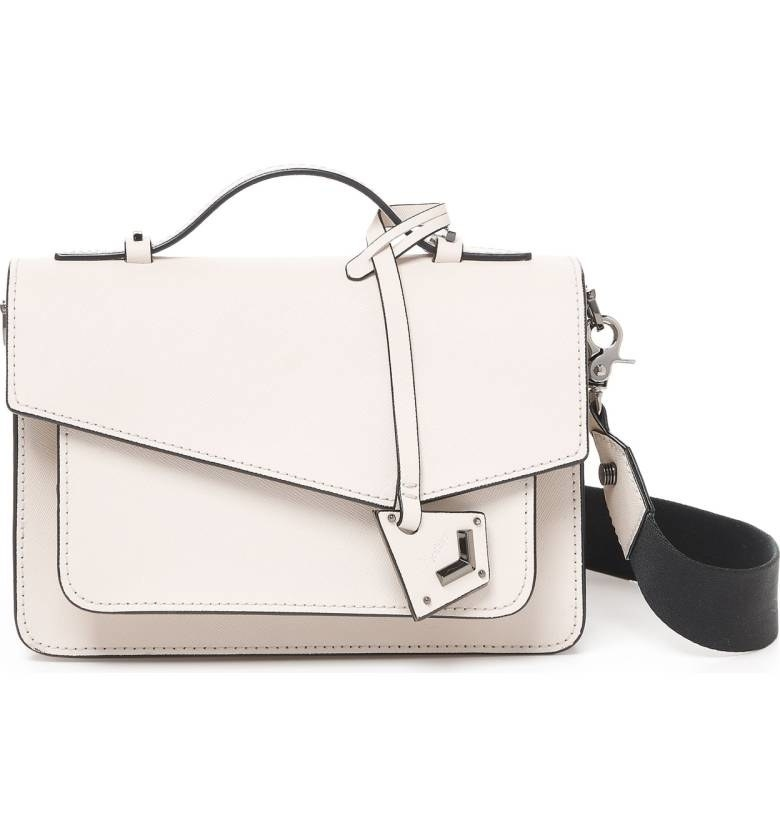 This leather crossbody because you totally need a practical AF everyday bag. 0799d4a705002