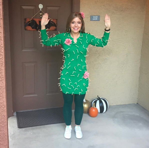 395 Easy And Brilliant Last-Minute Halloween Costumes You
