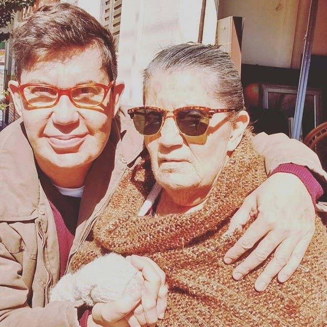 Marcelo e Edite.