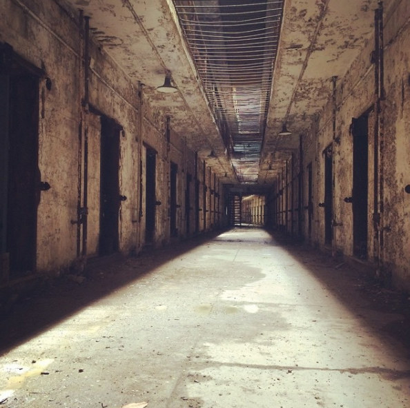 Around 1866 solitary confinement was phased out, but then the prison became too crowded, leading to new problems.