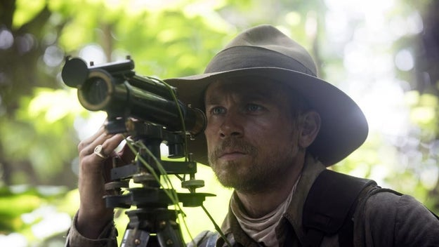So this is where you, an Amazon Prime Video connoisseur, come in: Whether it's a movie, like The Lost City of Z...