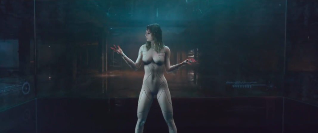 Taylor Swift S New Video Looks Like Ghost In The Shell And People Aren T Happy