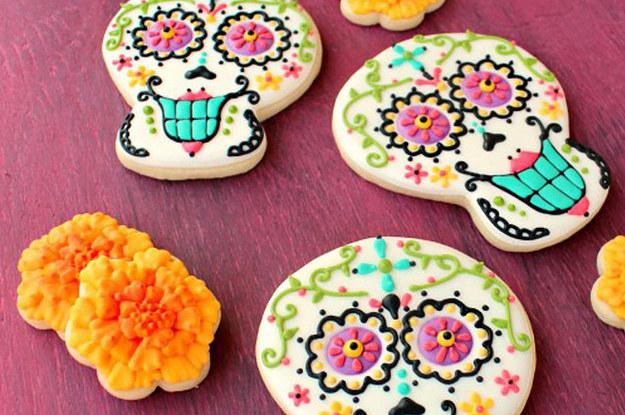 19 Delicious Things To Make For Dia De Los Muertos