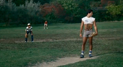 Loris Sallahian in Sleepaway Camp: