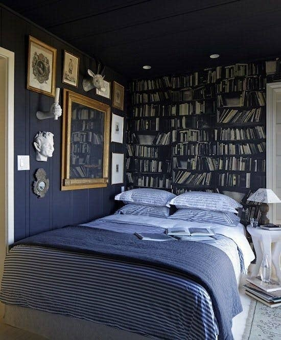 16 Ways To Make Your Room As Dark As Your Soul
