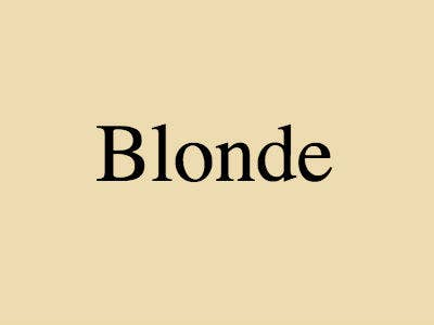 """Believe it or not, there is actually a woman credited as the first person to be called a """"dumb blonde."""" Her name was Rosalie Duthé, she was """"famously beautiful,"""" and she was born in 18th-century France. Because of her precocious beauty, her parents sent her to a convent as a young girl to keep her away from leering men, but she ended up leaving to be with a rich British financier. After running his wallet dry, Duthé became a dancer, courtesan, nude model, and general woman of interest —though this lifestyle came with a reputation of stupidity. Her reputation was so well known that she found herself satirized in a 1775 one-act play in Paris, Les Curiosités de la Foire. Duthé was apparently mortified, though tbh she shouldn't have been —get that money, girl."""
