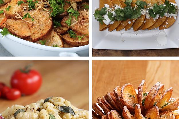 6 Delicious Potato Recipes