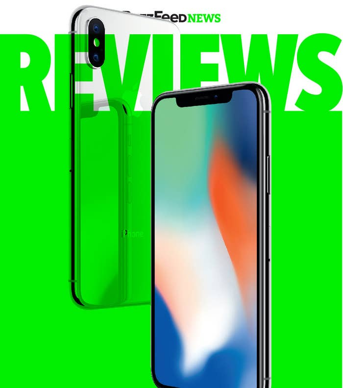 I Tried The Iphone X And The Killer Feature Is Its Size