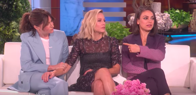 Kristen Bell's Story About Pumping Breastmilk While Rehearsing