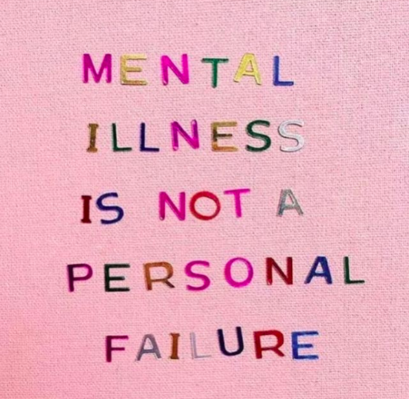 The stigma surrounding mental health problems can be tough to overcome for anyone, but may be particularly challenging for those whose job it is to care for others with mental illness. We may be reluctant to pursue a diagnosis and treatment because we sometimes believe (and may be told by our colleagues) that having a mental illness could hurt our reputation and be bad for our career.