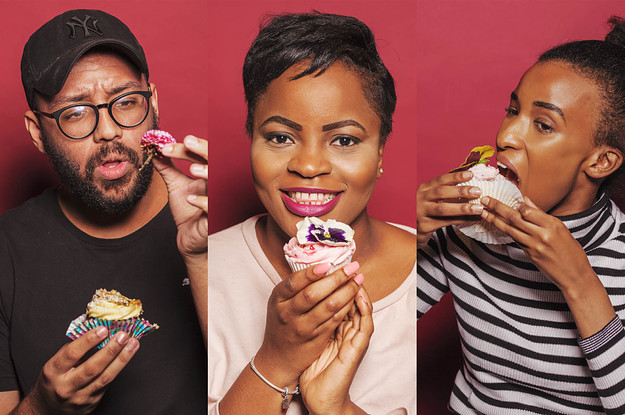 "Selasi From ""Bake Off"" Launched A Popup Cupcake Shop And ..."