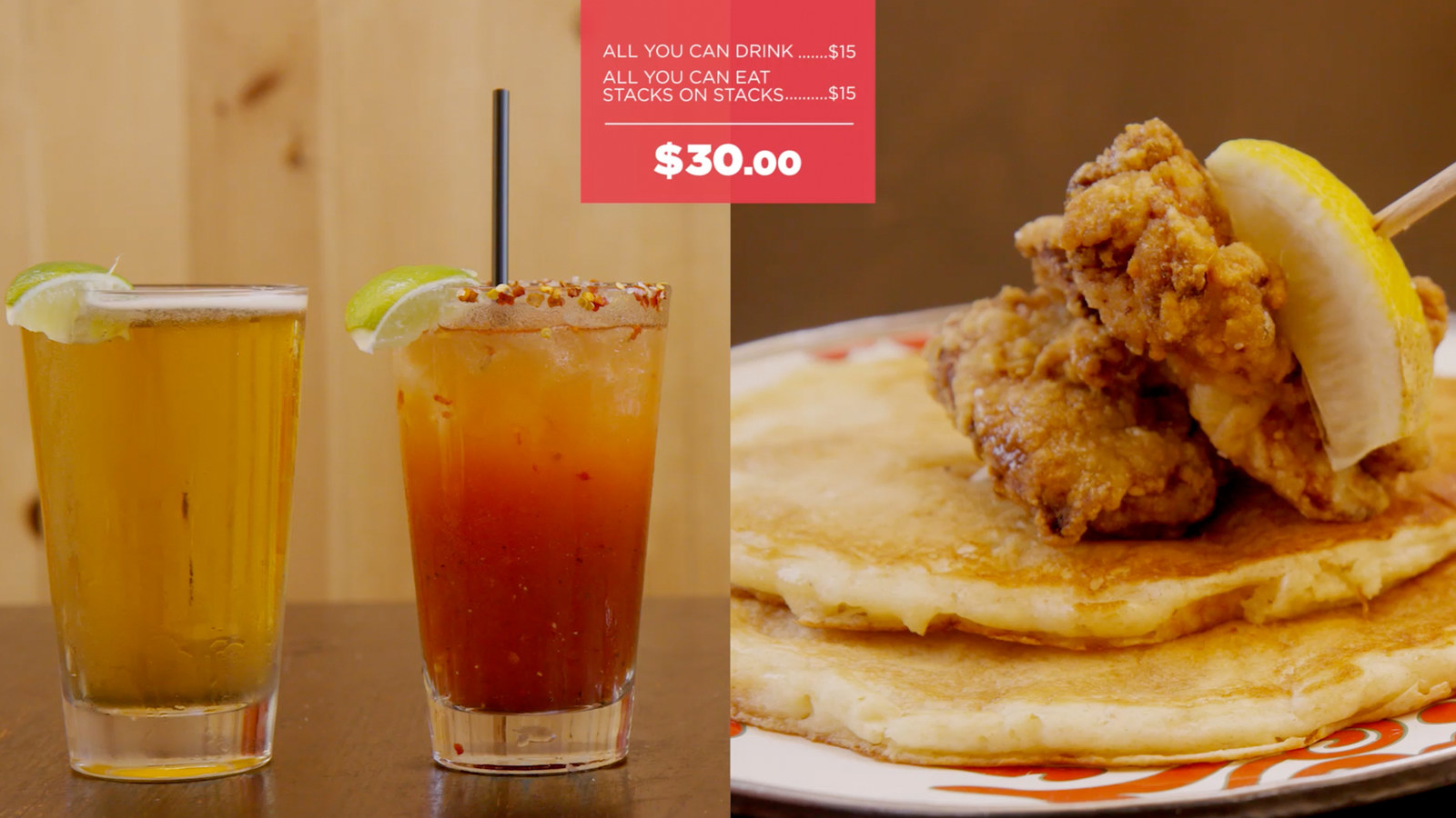 We Had Brunch Priced At $18.75 Vs. $113 To See Which One Was The ...