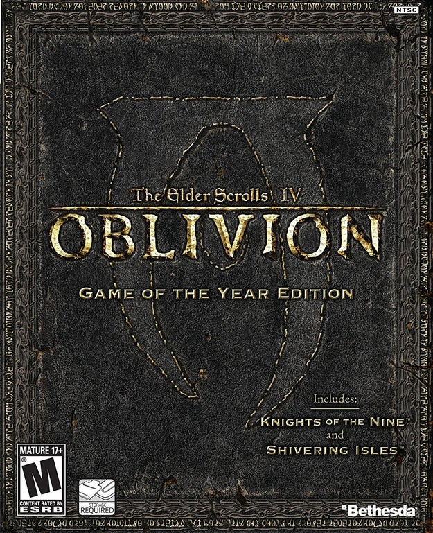 Play Oblivion to get alchemist cooking advice that applies in real-life situations. Who even knew?