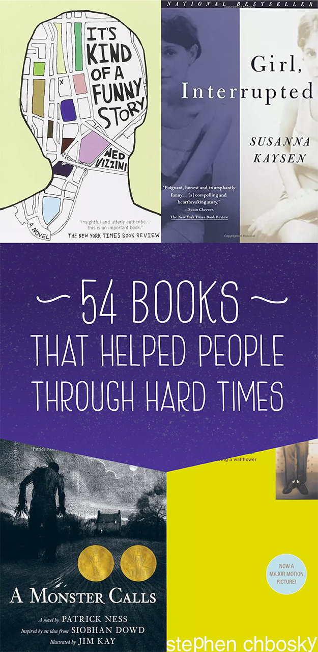 We recently asked the BuzzFeed Community about the books that got them through a hard time in their lives. These novels show the true comforting power of an incredible story.