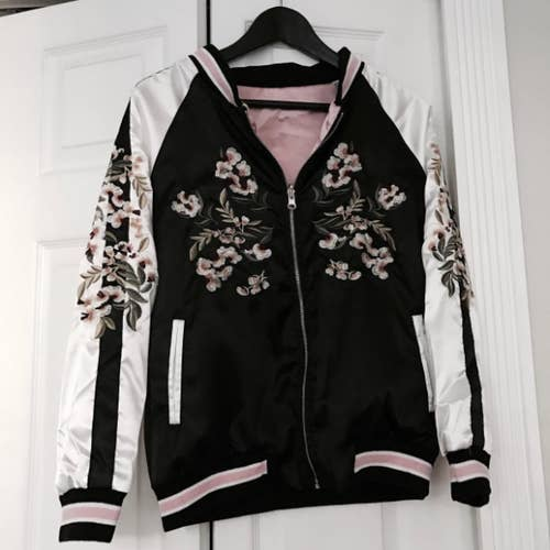 53946be88 23 Trendy Statements Jackets You'll ~Fall~ In Love With