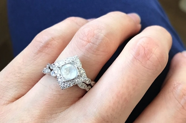 22 gorgeous engagement rings that wont make you go broke - Gorgeous Wedding Rings