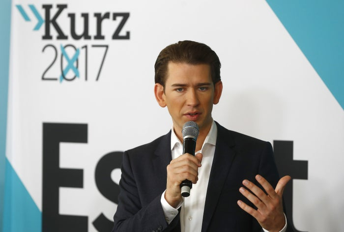 """The pages Silberstein —who the SPÖ cut ties with in August after he was caught up in a money laundering probe in Israel — had relatively inconspicuous names that translate into English as """"The truth about Sebastian Kurz"""" and """"We for Sebastian Kurz."""""""