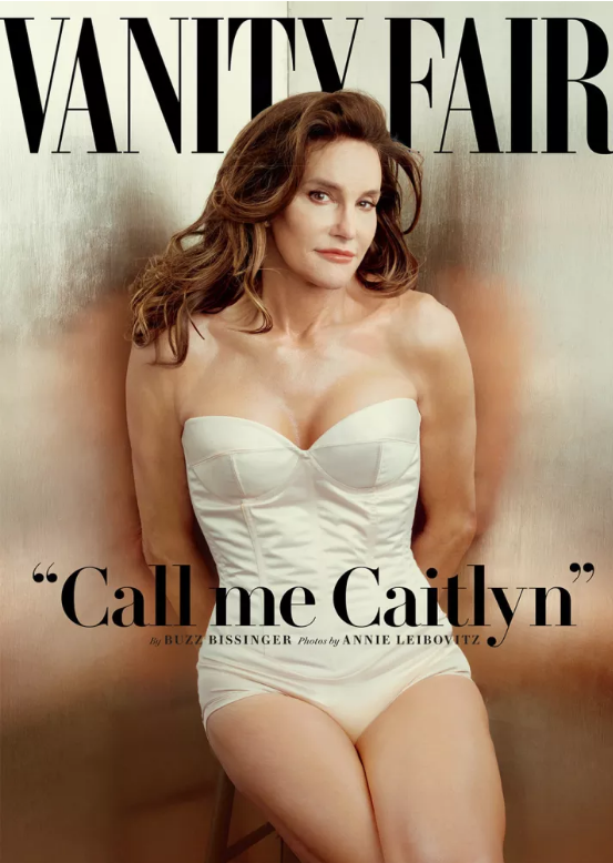 It's been a little over two years since Caitlyn Jenner was on the cover of Vanity Fair.