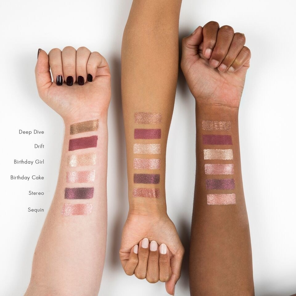 Polite AF Super Shock Shadow Collection by Colourpop #12