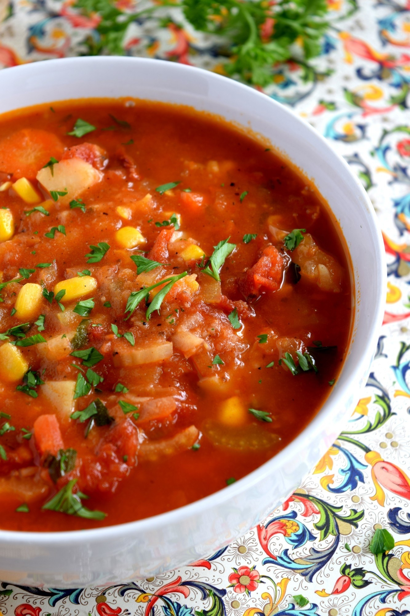 16 Cozy AF Big Batch Soups Under 400 Calories