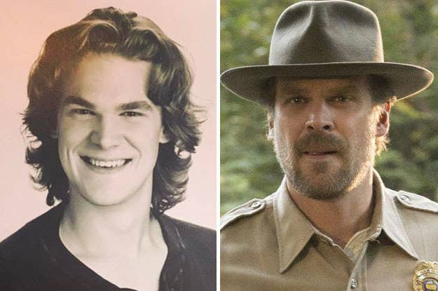 David Harbour Just Wants You To Know Joe Keery Stole His Hair