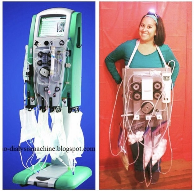 """""""Continuous Renal Replacement Therapy (CRRT), a type of dialysis."""""""
