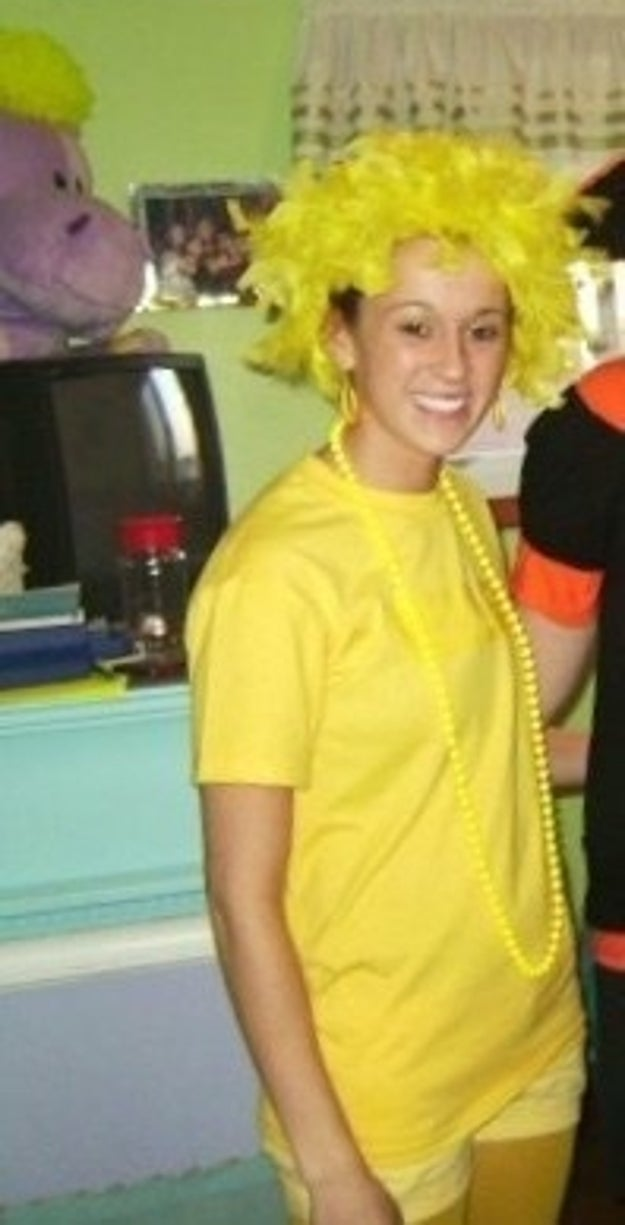 """""""Literally The Color Yellow."""""""