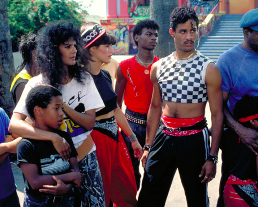 Adolofo Quinones in Breakin' 2: Electric Boogaloo: