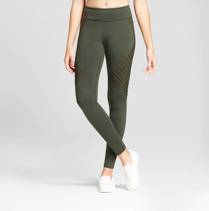 a92776d5d6fb34 Moto leggings so you can look tough without being hard on yourself.