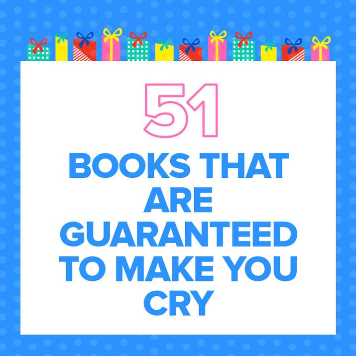 Books That Will Make You Cry - 22 pictures that will make you feel better about the world