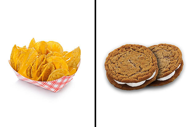 your stance on 20 junk foods will determine what trash you are