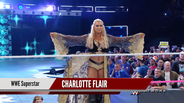 Our week started by arriving at the WWE Performance Center and getting intro'd to our guiding light, Charlotte Flair.