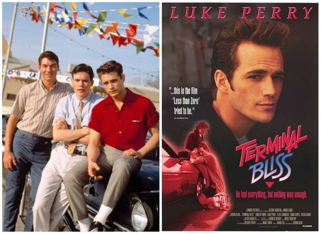 You were crazy about Beverly Hills, 90210, so you raced out to see the first movies by the cast...and you were NOT rewarded for your dedication.
