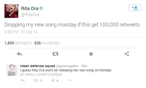"""And I'll never forget the """"dropping my new song Monday"""" debacle of Oct. 2014."""