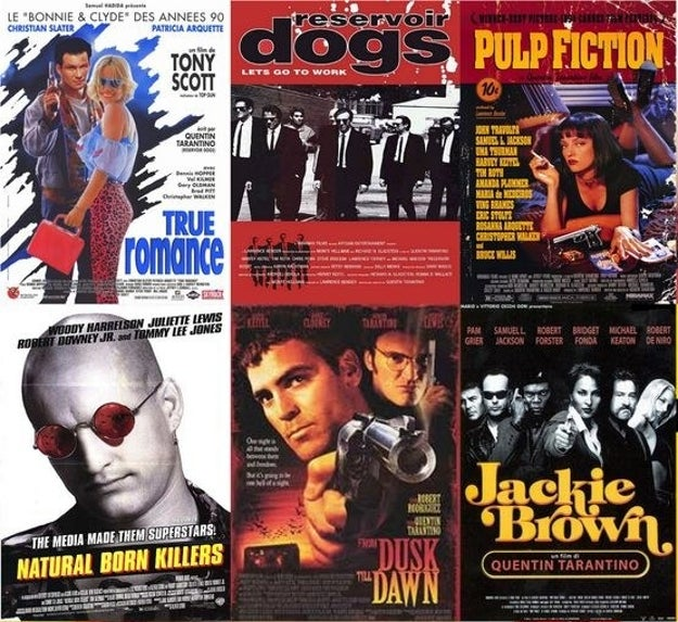 You absolutely knew one (or ten) Tarantino fans who talked your ear off about wanting to go to film school.