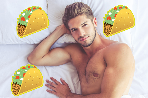Order A Taco And Build A Hot Guy And We'll Reveal A Deep Truth About You