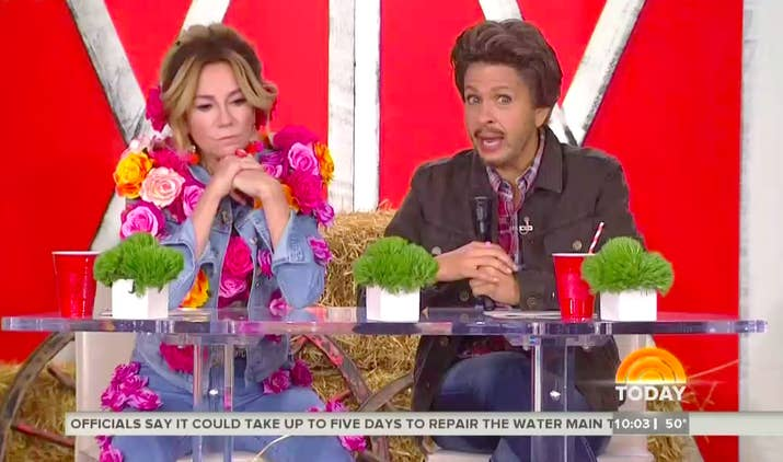You'll Never Be Able To Unsee Kathie Lee Gifford As Miley Cyrus In ...