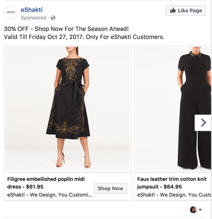 These ads are literally so ubiquitous in my life that when I went to find an image to illustrate this fact, all I had to do was open my Facebook and grab a screenshot. IT FOLLOWS.