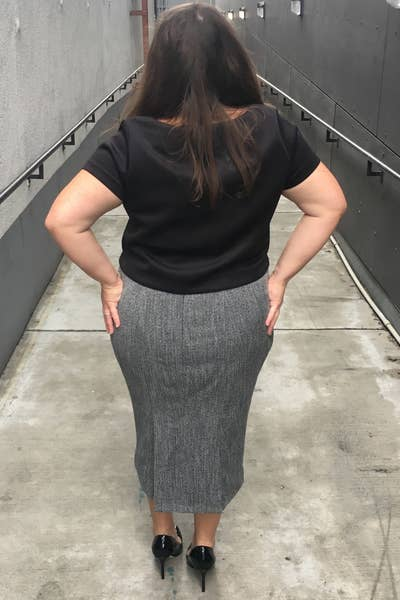 I Got Clothes Made For My Body From Three Different Stores