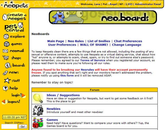 21 Things Every '00s Teen Did While Playing Neopets