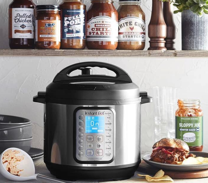 With nearly five stars and 22,000 reviews on Amazon, the Instant Pot's kinda high price is easily justifiable. People everywhere swear by the convenience, delicious recipes, and all-around awesomeness of this 7-in-1 pot. It's so popular, Williams-Sonoma offered classes where they shared their favorite tips, tricks, and recipes. (They even share how to make cheesecake in one — CHEESECAKE!!!!)Read our full review of the Instant Pot here, beginners tips here, recipes here, here, and vegetarian recipes here. Get it from Amazon for $70+. Available in three sizes.
