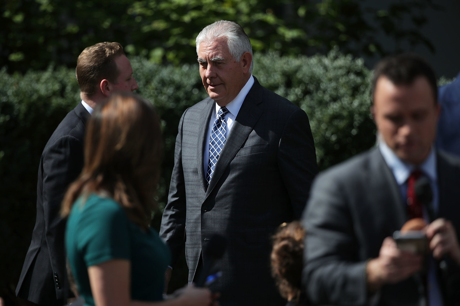 Rex Tillerson Just Got Fired From The State Department After A Troubled Tenure