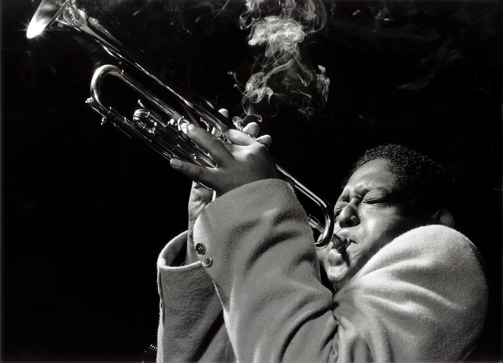 ジャズ黄金期のモノクロ写真がかっこよすぎて壁紙にしたいレベル