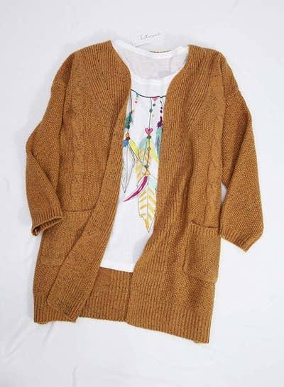 99a6a303b534 A boyfriend sweater you ll probably give more love to than an actual  boyfriend.