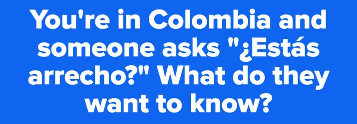 Can you speak spanish around the world without making a fool of youre in colombia and someone asks solutioingenieria Image collections