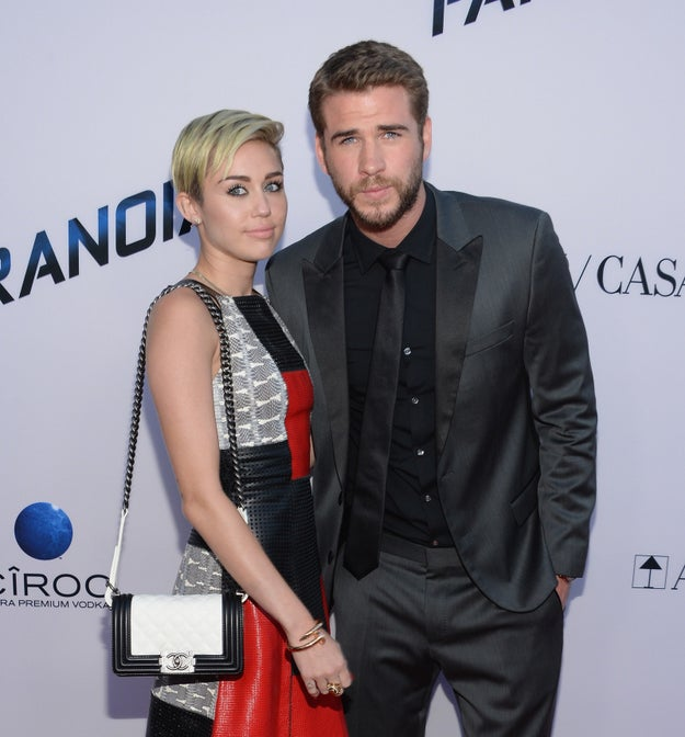 Miley Cyrus Just Told A « Funny, Fucking Crazy » Story About Her Relationship With Liam Hemsworth