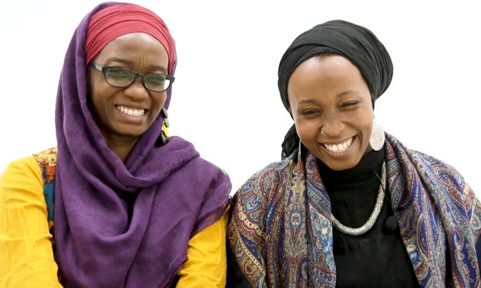 Acoustic duo Pearls of Islam will appear in Black and Muslim in Britain.